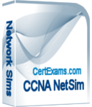 Cisco Cisco Certified Specialist Network Simulator BoxShot