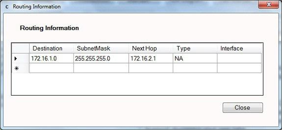 Juniper Sim Lab Exercise:Configuring Static Routes